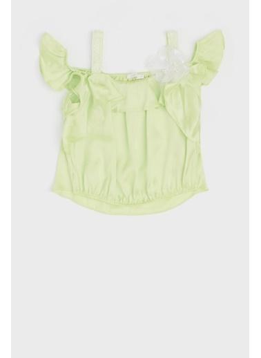 Lia Lea Bluz Yeşil